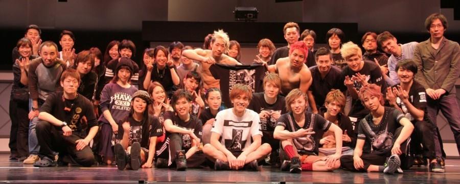 舞台のメンバー