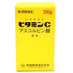 ビタミンCのサプリメント